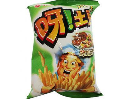 薯片包装袋